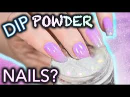 dip powder nails the manicure that