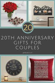 10 good 10th wedding anniversary gift ideas for him platinum gifts for 20th wedding anniversary