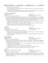 Resume Templates On Microsoft Word Simple Microsoft Word Federal Resume Template Federal Resume Template Word