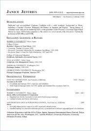 Good Resume Templates For College Students Sample Resume Templates ...