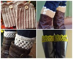 Free Crochet Boot Cuff Patterns Enchanting 48 Free Boot Cuff Crochet Patterns Daisy Cottage Designs