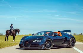 In terms of technological achievements nothing can come close. H R Owen Lists Two Rare Bugatti Veyrons For Sale