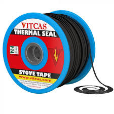 stove rope end sealing tape. stove rope end sealing tape