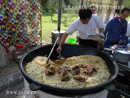 Узбекская национальная кухня Культурные достопримечательности  Узбекская национальная кухня фото
