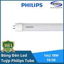 Bóng đèn Led Tuýp DE Philips LEDTube 1m2 18W Quang thông 1800lm