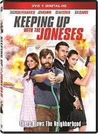 Keeping Up With The Joneses: Amazon.de: DVD & Blu-ray
