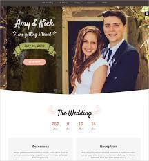 41 html5 website themes & templates free & premium templates Wedding Invitation Website Templates Free Download responsive wedding invitation html5 website template indian wedding invitation website templates free download