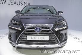 2018 lexus nx 300h. simple lexus 2018 lexus nx 300 front at iaa 2017 with lexus nx 300h