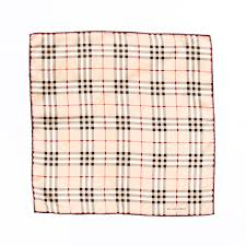 Burberry Prorsum Size Chart Details About Burberry Checked Silk Scarf