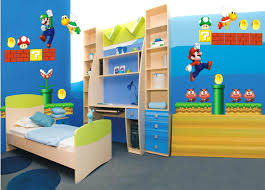 super mario bros giant wall decals super wall decal huge wall stickers kids  room super wall