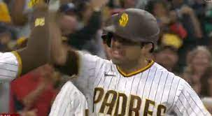 Don Orsillo had great call of Padres ...