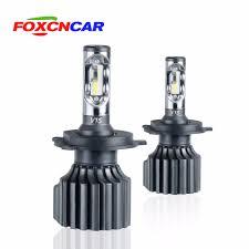 Foxcncar H7 H4 светодиодный фар автомобиля <b>лампы H1</b> H11 ...