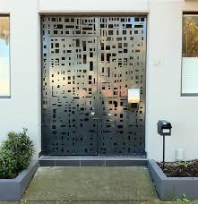 metal security screen doors. Cool Sliding Security Doors Screen Bunnings With Stainley Steel And Garden: Metal