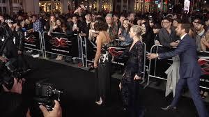 Julianne Hough Grabs Nina Dobrev s Butt xXx Return of Xander.