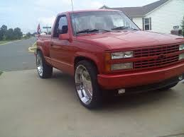 slamdeclipse 1990 Chevrolet Silverado 1500 Regular Cab's Photo ...