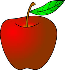 Image result for apple clip art