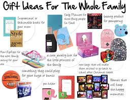 Homemade Christmas Gift Ideas  Seasoanal Events 2775Gifts For The Family For Christmas