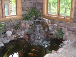 Pond Design Decoration Beautiful Luxury Small Indoor Koi Pond Design Ideas