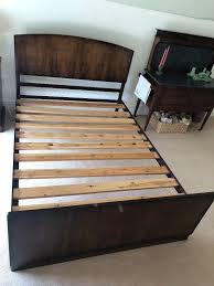 Period bed frame with head and foot boards   in Faringdon ...