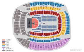 Soldier Field Chicago Bears Seating Chart Soldier Field Stadium Chicago Events 2019 20 Tickets