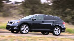 2016 Toyota Venza Review - YouTube