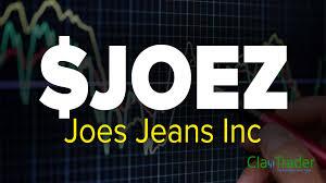 Joez Stock Chart Joez Stock Chart Technical Analysis For 03 24 15