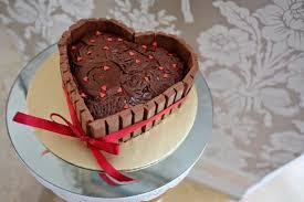 Heart Shape Birthday Cake Design With Boyfriend Anns Story