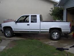 white chevy trucks 1995. Fine 1995 1984cutlass 1995 Chevrolet Silverado 1500 Regular Cab 24374860001_large  To White Chevy Trucks M