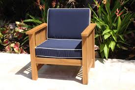 navy blue lounge chair cushions design ideas
