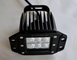 picture of lifetime led lights 3 inch flush mount led 30 watt