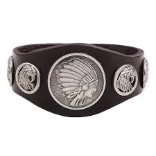 whole leather cuff bracelets navajo leather bracelet mens punk charm bracelet indian native american jewelry leather men jewelry love bracelet good luck