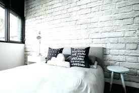 bedroom walls brick wall bedroom brick