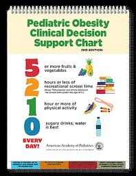 5210 Pediatric Obesity Decision Support Chart 3rd Edition