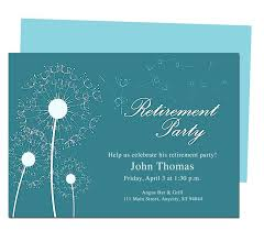 Easy Invitation Templates Retirement Flyer Template Publisher Celebrating Someones
