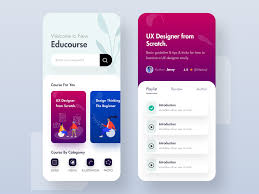 Ux Design Course Vancouver Online Course Educational App Ui By Niaz Mahmud For Ui Art