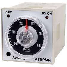 Timer 10min Autonics Timer 1 16 Din True Power Off Delay 0 5 10min Setting