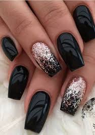 rocker fl dess clic beauty you can change your nails as often as you change your mind no matter what le you re aiming for black nails