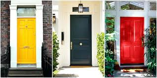 exterior door painting ideas. Unique Ideas Front Door Inspirations Color Ideas For Red Brick House  Interior Throughout Exterior Painting U