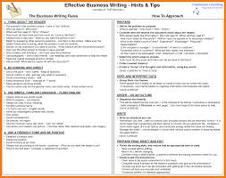 Example Of Report Writing Business Communication And Example