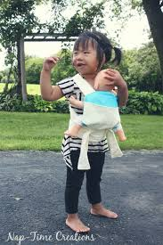 Baby Doll Carrier Pattern Unique Inspiration Design