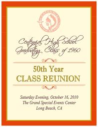 Souvenir Book Template Souvenir Book Centennial H S 50th Reunion