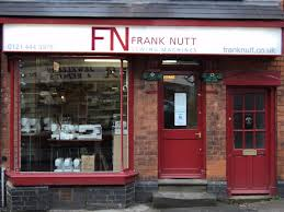 Frank Nutt Sewing Machines