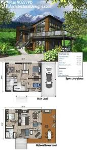 modern architecture floor plans. Architectural Designs Modern House Plan 90277PD. It Gives You Up To 4 Beds If Architecture Floor Plans K
