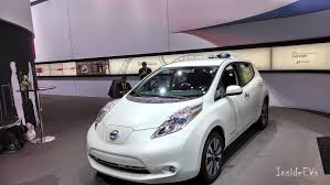 new car release april 2014Nissan Provides Details On NextGeneration LEAF  Luxury Infiniti