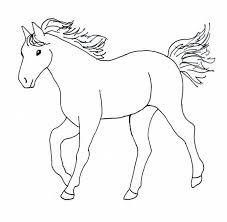 Disegni Da Colorare Di Un Cavallo Fredrotgans