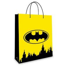 <b>Пакет подарочный</b> малый Batman, 180*227*100 мм