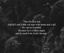 Devil Quote Tumblr
