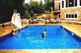 home pools with waterslides. Modren Pools Home Water Slide For Pool To Pools With Waterslides