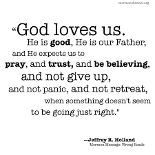God Loves Us Quotes