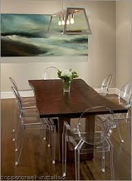 modern rustic lighting. Copper Creek Chandedier - Urban Hardwood Table Modern Classics Ghost Chairs Rustic Lighting U